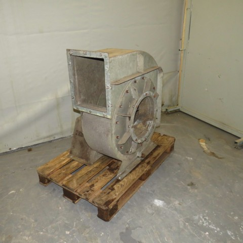 R1X1295 Mild steel blade fan -Hp4 - Rpm1500