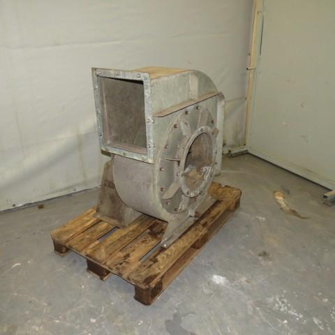 R1X1295 Ventilateur à pales radiales Acier - 3Kw - 1500t/min