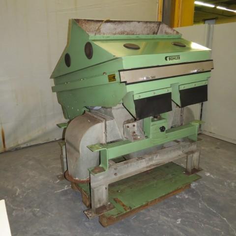 R6SC807 Séparateur Densimétrique BUHLER Acier