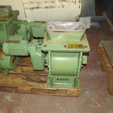 R6SC807 Mild steel BUHLER Density Separator