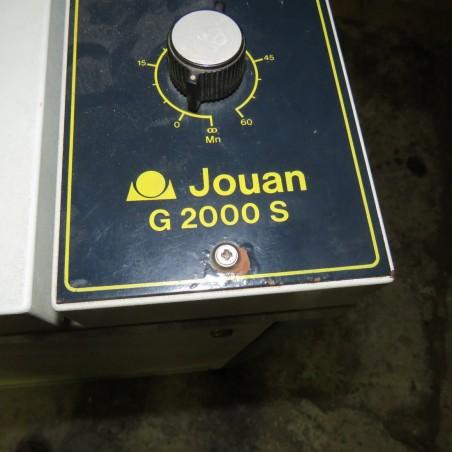 R6EE866 JOUAN Centrifuge - G2000S Type - 8.6Kg