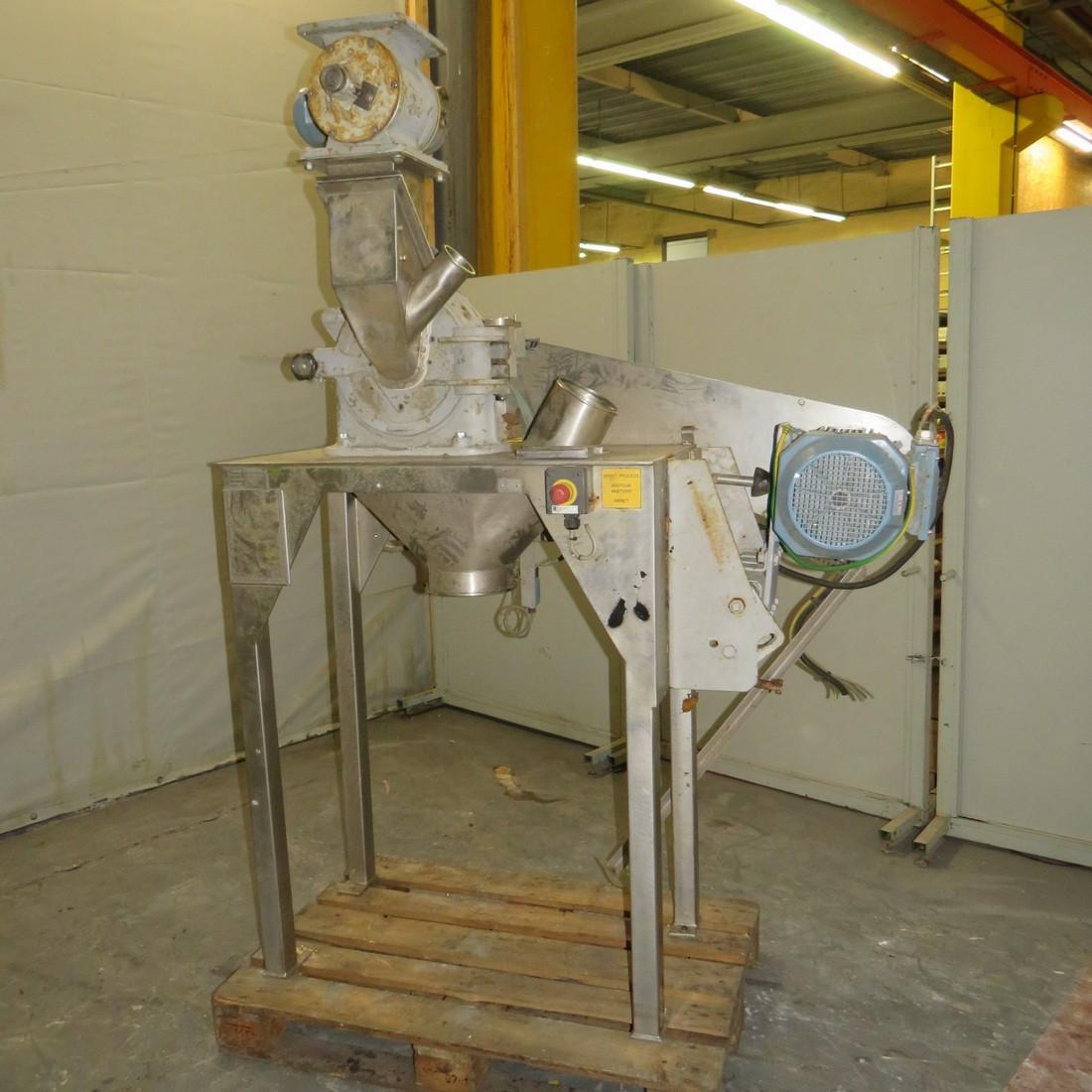 R6BB972 Stainless steel FORPLEX mill blade - FL1 Type - Hp10