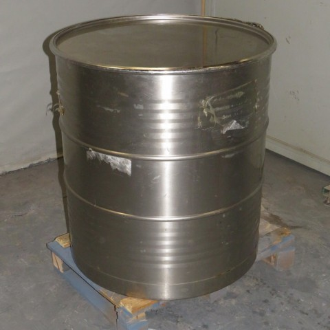 R11DB22713 Stainless steel vessel - 300 liters