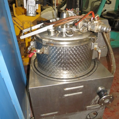 R6EE868 Stainless steel ROUSSELET centrifuge - RC50 VX-R