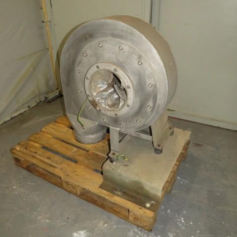 R1X1298 Ventilateur centrifuge VENTAPP Inox - 2.2Kw - 3000t/min