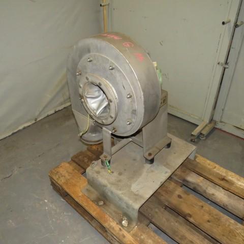 R1X1300 Ventilateur centrifuge VENTAPP Inox - 1.1Kw - 3000t/min