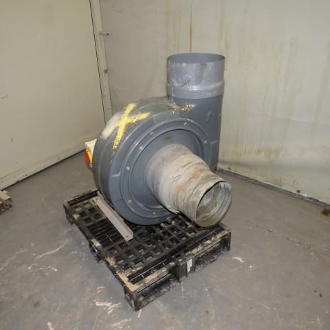 R1X1302 Ventilateur centrifuge FUNKEN Plastique - 0.25Kw - 1500t/min