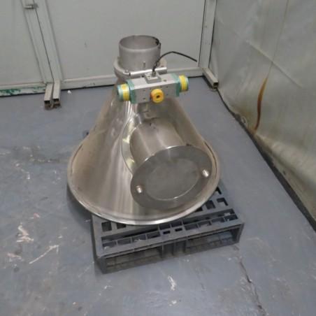 R11TB894 Trémie Inox - 80 litres