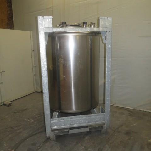 R11CB187 Container Inox UCON - 1250 litres