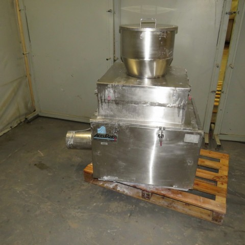 R6VB846 ACCURATE Powder dosing machine - Stainless steel screw Ø125mm