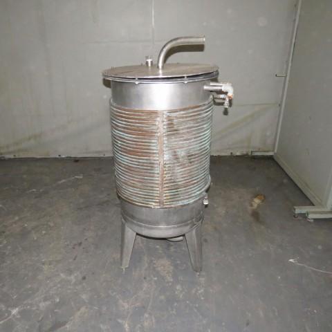R11DB22715 Cuve de stockage en inox - 175 litres