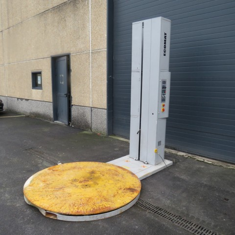 R11L1270 Banderoleuse ITW MIMA - Type ECOMAT EASY