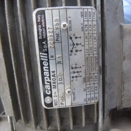 R11L1272 ROBOPAC wwrapping machine -R1515 LOGIC Type