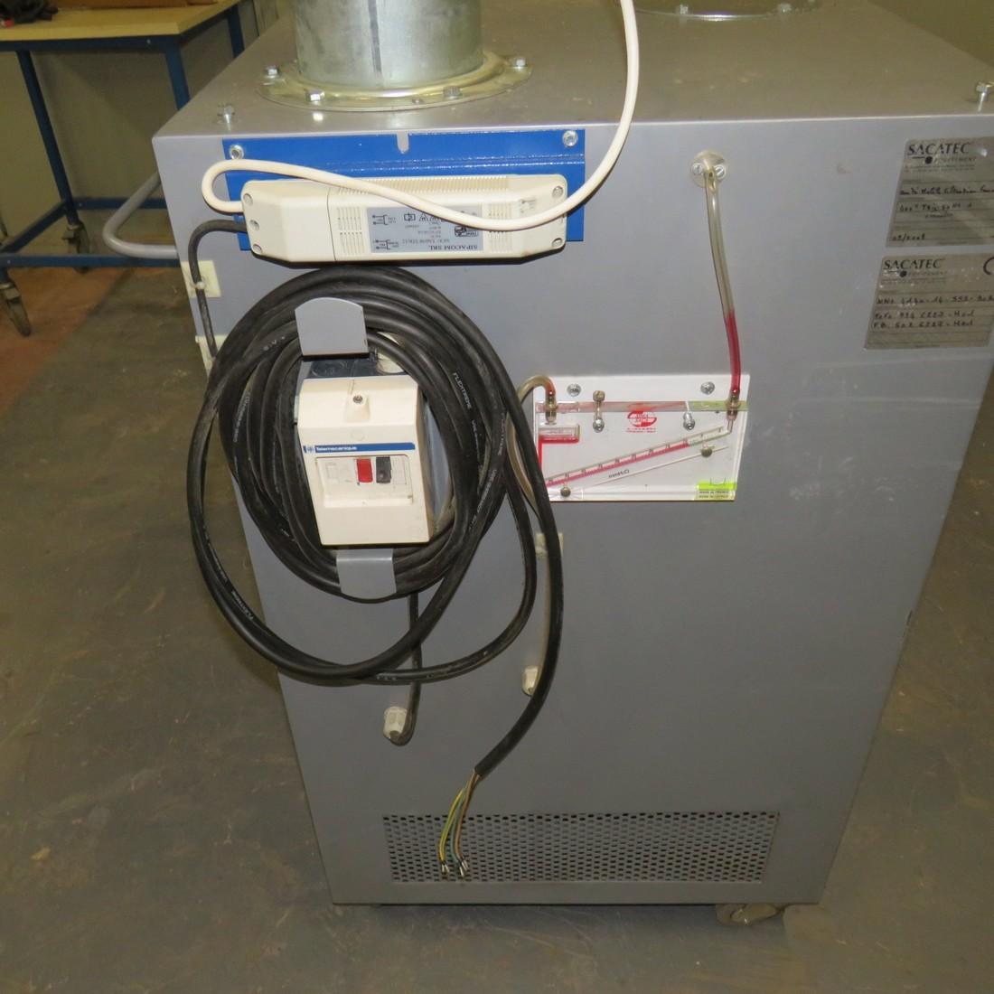 R1J1178 Unité de filtration des fumees de soudure SACATEC