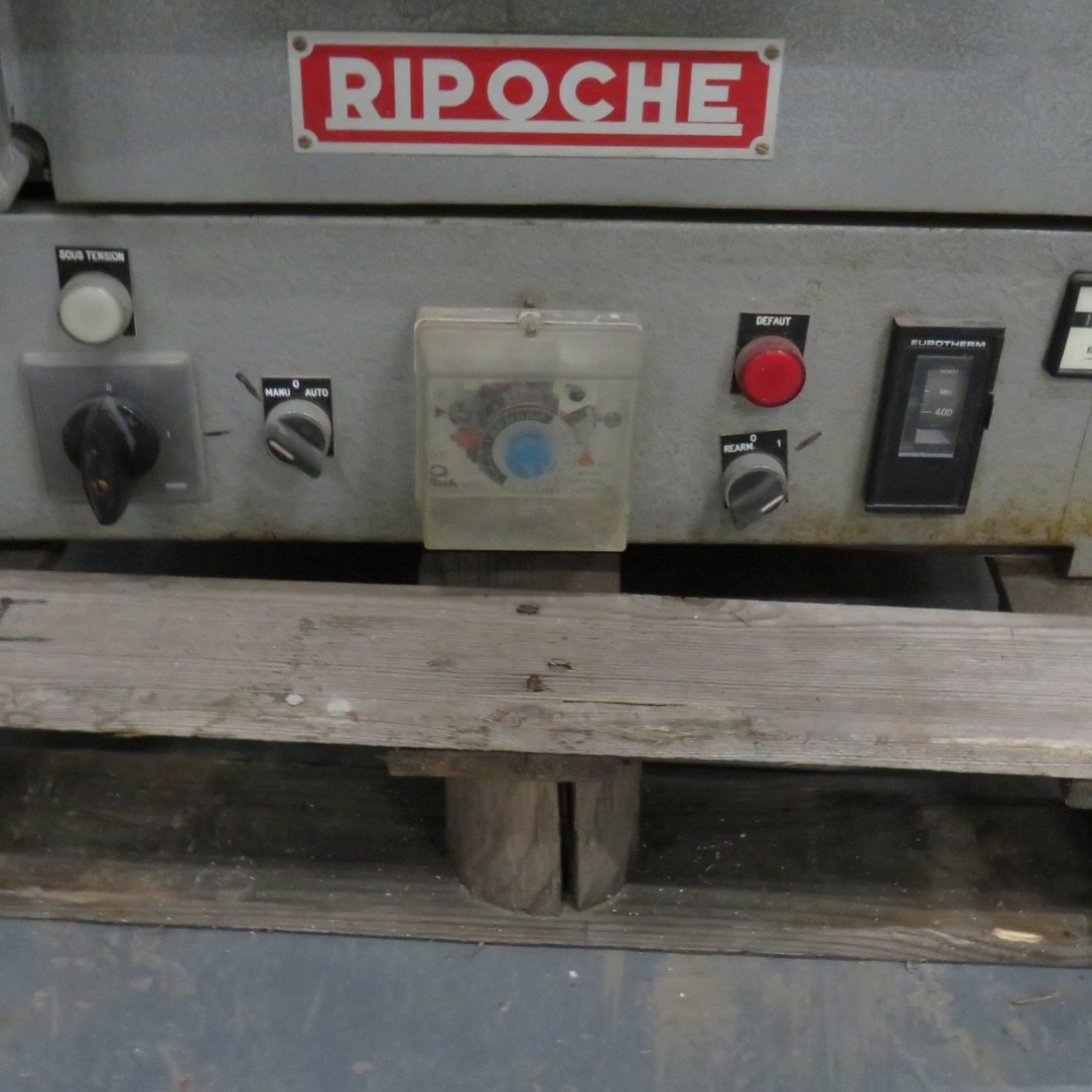R1N731 RIPOCHE oven - NSBA28 Type - 1200°C