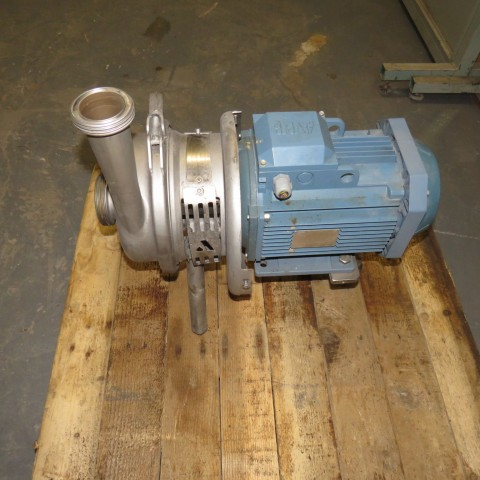 R10VA1293 Stainless steel APV centrifugal pump - Hp4 - Rpm3000
