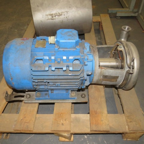 R10VA1294 Stainless steel PIERRE GUERIN centrifugal pump - Hp10 - Rpm3000