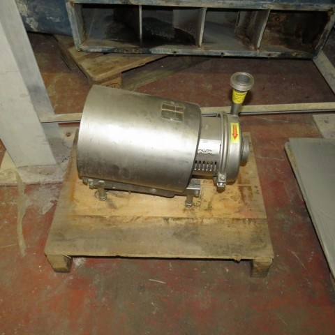 R10VA1295 Stainless steel ALFA LAVAL centrifugal pump - Hp1