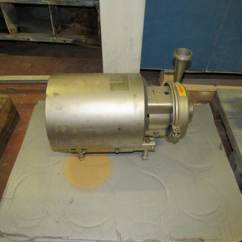 R10VA1296 Stainless steel ALFA LAVAL centrifugal pump - Hp1