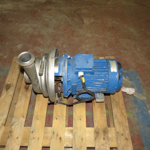 R10VA1298 Stainless steel APV centrifugal pump - Hp5.5