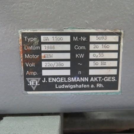 R6MC994 ENGELSMANN Rotary mixer - SA100 Type