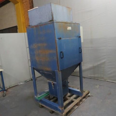 R1J1179 Dépoussiéreur AAF 16 m² - Type DAS 250 - 3Kw