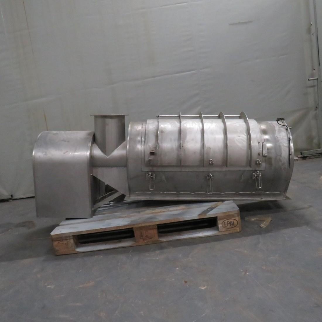 R15A1076 Sieving / dosing unit