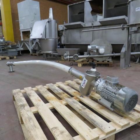 R4S1098 Transitube conveyor - Ø65X2800 mm