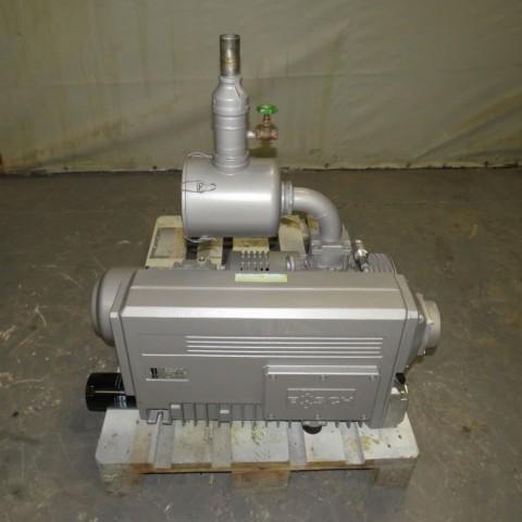 R10J807 Mild steel BUSCH Vacuum pump - RA0160 D561QLBG Type