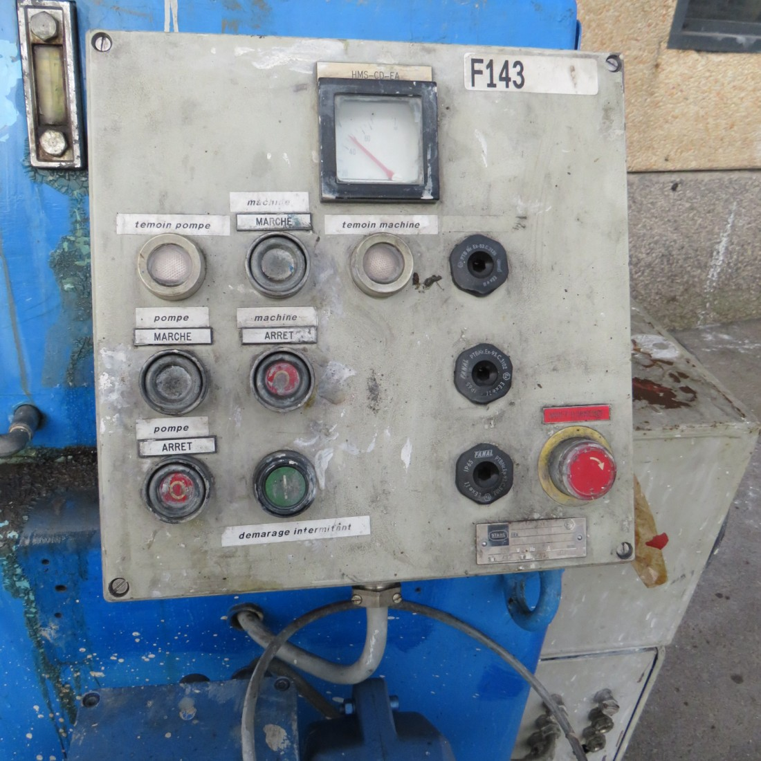 R6BF1168 SUSSMEYER Bead mill - HM20EHP Type