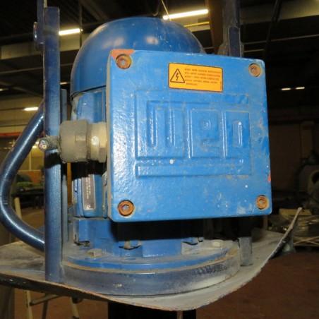 R6T1283 Mild steel dissolver on handle