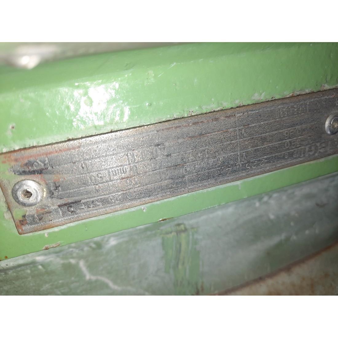 R6T1284 OLIVER-BATTLE / SUSSMEYER dissolver - Hp48 - Rpm1500