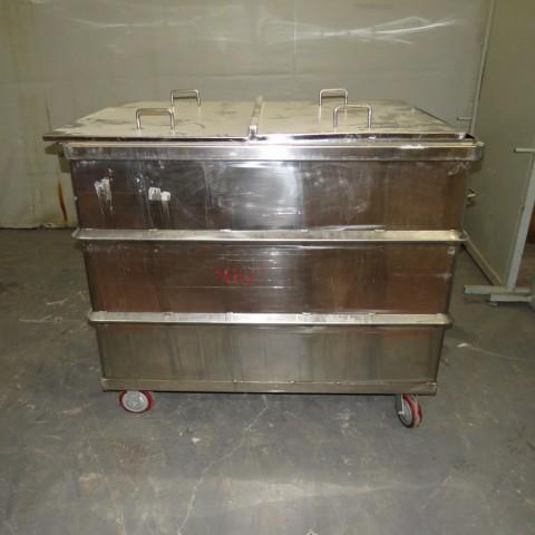 R11DB22721 Cuve de stockage en inox - 1200 Litres