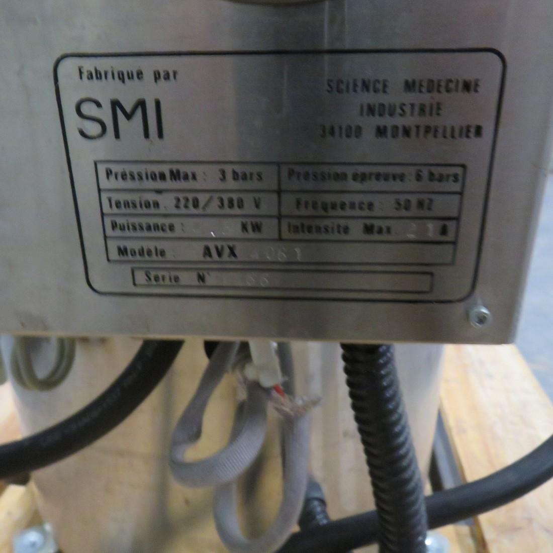 R1B736 SMI electric Autoclave