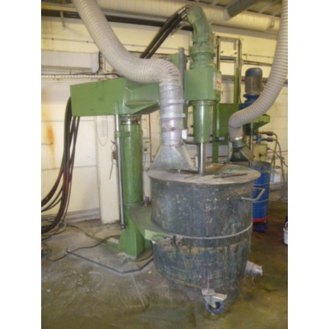 R6ME6395 COMEC Mixer Disperser - Visible by appointment