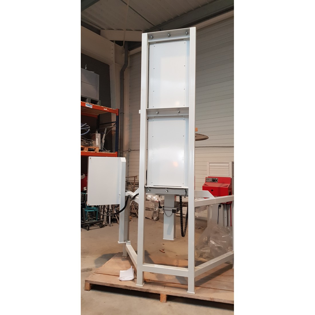 R6ME6396 VMI Mixer - Cynabloc Mobimix 1500 Type - Visible by appointment