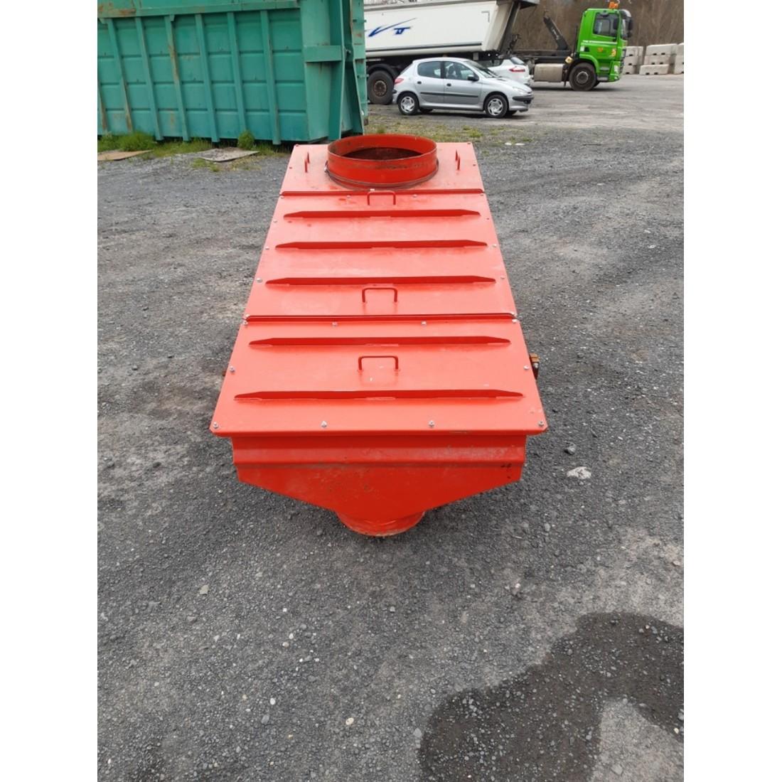 R4U81 Mild steel SINEX Corridor / Vibratinf feeder - Visbile by appointment