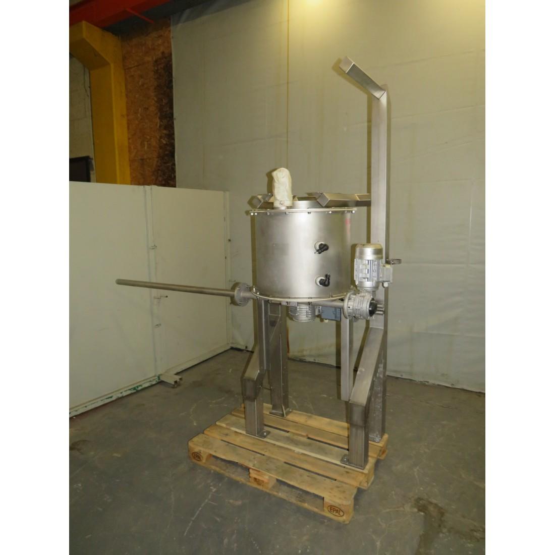 R6VB850 Stainless steel screw feeder