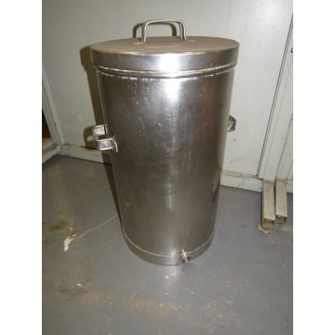 R11DB22725 Stainless steel vessel - 55 liters