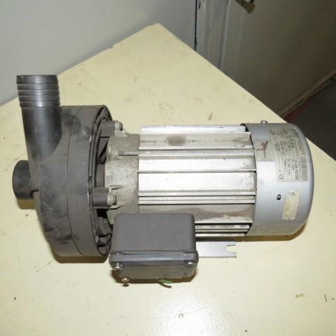 R10A1100 Plastic SIREM centrifugal pump - Hp1.5 - Rpm3000