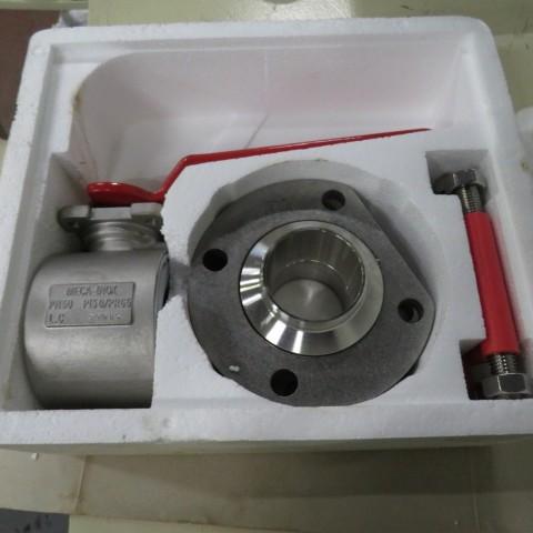 R1322 MECA-INOX Valve - PN50-PI50/PR65 Type