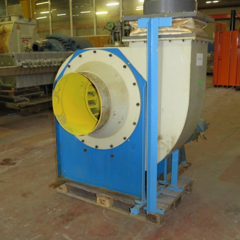 R1X1305 Ventilateur centrifuge plastique VENTACIO - 11kw - 3000t/min