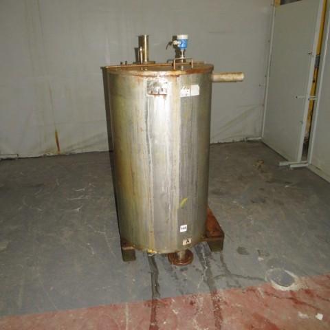 R11DB22727 Cuve de stockage en inox - 400 litres