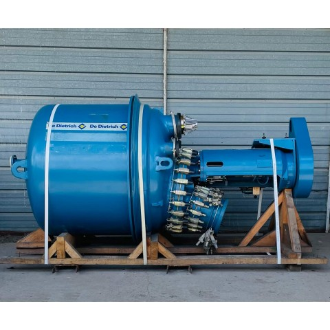 R14FA5345 Glass lined DE DIETRICH Reactor - 2040 liters - visible by appointment