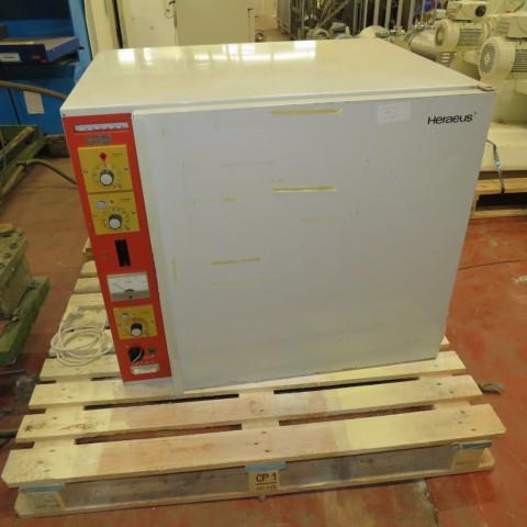 R1L1155 HERAEUS Electrically heated - B5060 EK-COZ - 150 liters