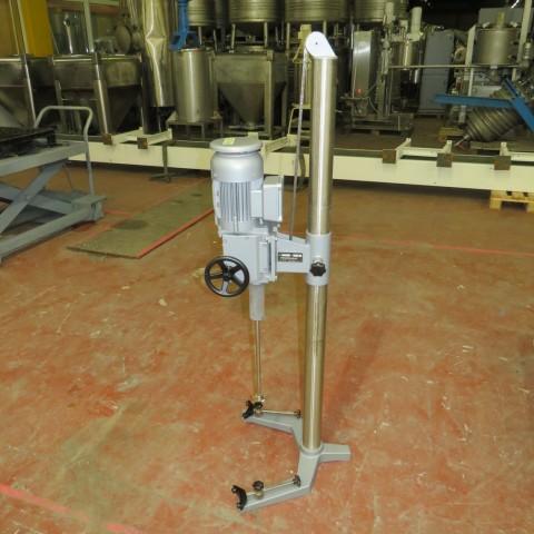 R6T1287 PENDRAULIK dissolver laboratory - Hp1 - Rpm3000
