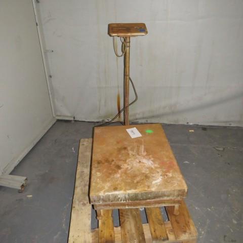 R14T932 METTLER TOLEDO Weighing equipment - maxi 150Kg