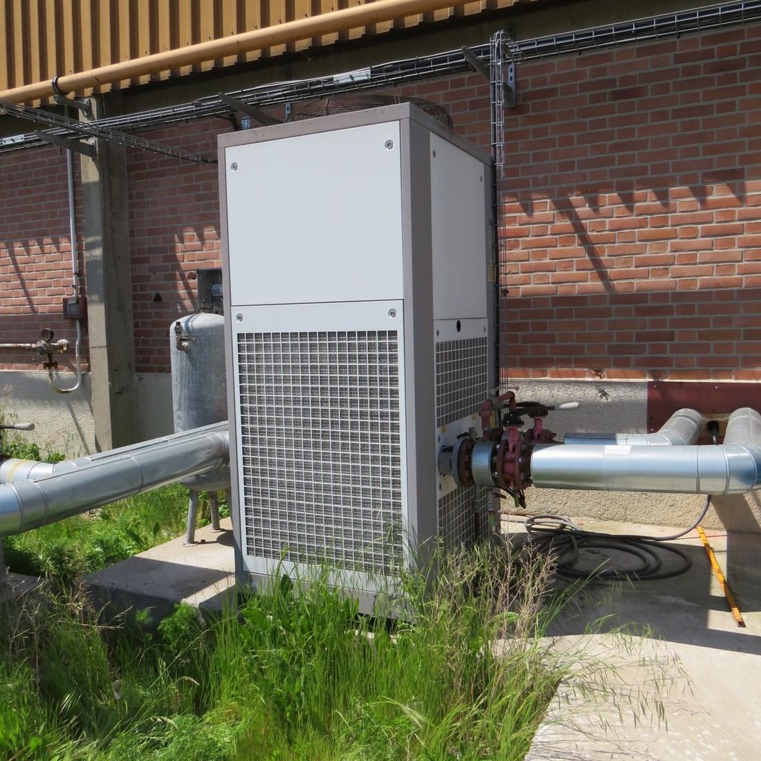 R1P725 NOVA FRIGO refrigeration unit - JRS025E Type - visible by appointment