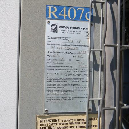 R1P726 NOVA FRIGO refrigeration unit - RS105 Type - visible by appointment