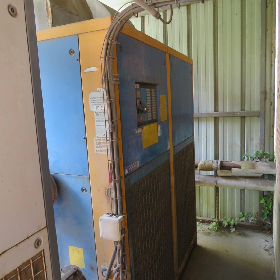 R1P729 NOVA FRIGO refrigeration unit - R45 Type - visible by appointment